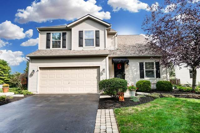 5842 Fieldcrest Drive, Galloway, OH 43119 (MLS #221040198) :: Sandy with Perfect Home Ohio