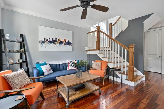 112 E 2nd Avenue #112, Columbus, OH 43201 (MLS #221040205) :: Sandy with Perfect Home Ohio