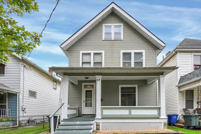 37 E Welch Avenue, Columbus, OH 43207 (MLS #221040238) :: Greg & Desiree Goodrich | Brokered by Exp