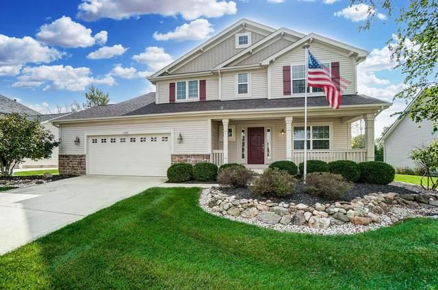 1321 Fox Run Drive, Marysville, OH 43040 (MLS #221040259) :: 3 Degrees Realty