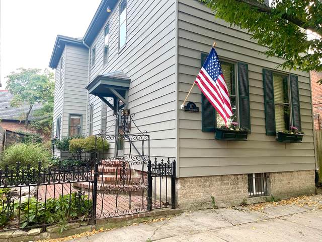 117 E Frankfort Street, Columbus, OH 43206 (MLS #221040331) :: Berkshire Hathaway HomeServices Crager Tobin Real Estate