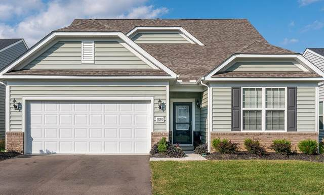 5820 Blanton Drive #55, Westerville, OH 43081 (MLS #221040342) :: Sandy with Perfect Home Ohio