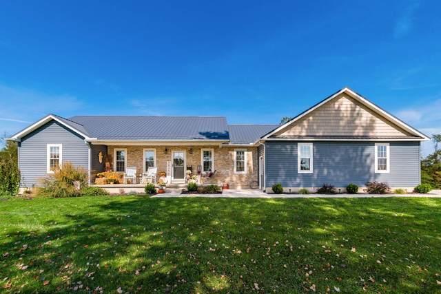 4966 Marietta Road SE, New Lexington, OH 43764 (MLS #221040379) :: Greg & Desiree Goodrich | Brokered by Exp