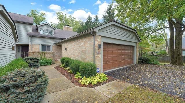 1090 Strathaven Court E 4D, Worthington, OH 43085 (MLS #221040409) :: Ackermann Team