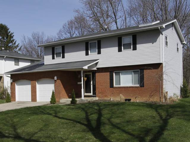4972 Woodbriar Place, Columbus, OH 43229 (MLS #221040410) :: MORE Ohio