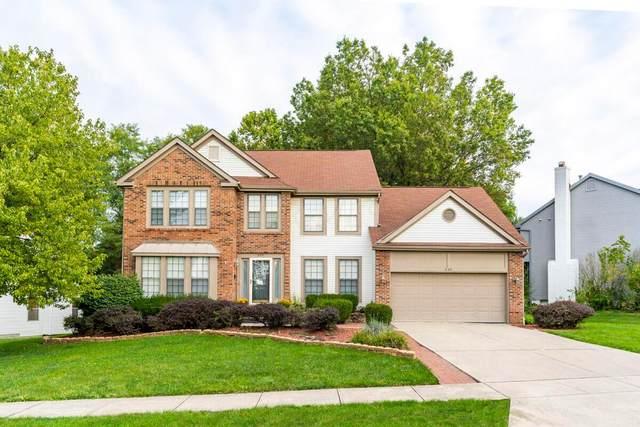 649 Culpepper Drive, Reynoldsburg, OH 43068 (MLS #221040443) :: The Tobias Real Estate Group