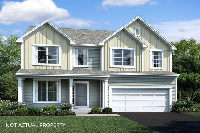 6594 Cold Mountain Drive Lot 112, Westerville, OH 43081 (MLS #221040462) :: Signature Real Estate