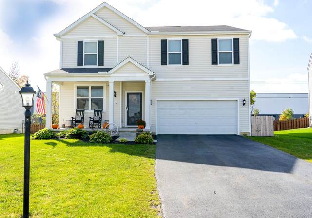 149 Copland Drive, Etna, OH 43062 (MLS #221040472) :: Sandy with Perfect Home Ohio