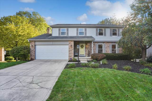 1493 Eastmeadow Place, Columbus, OH 43235 (MLS #221040499) :: Millennium Group
