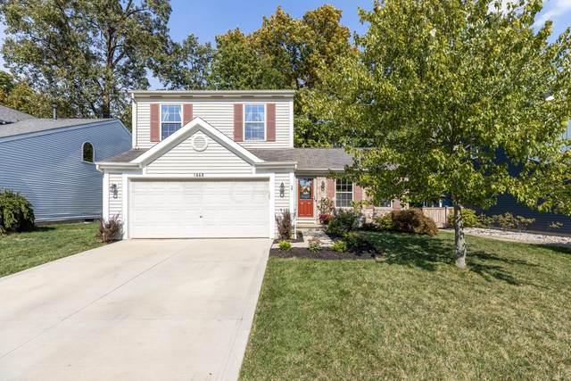 1668 Meadowlark Lane, Marysville, OH 43040 (MLS #221040502) :: Signature Real Estate