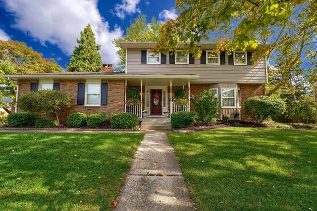 3730 Pevensey Drive, Columbus, OH 43220 (MLS #221040510) :: Berkshire Hathaway HomeServices Crager Tobin Real Estate