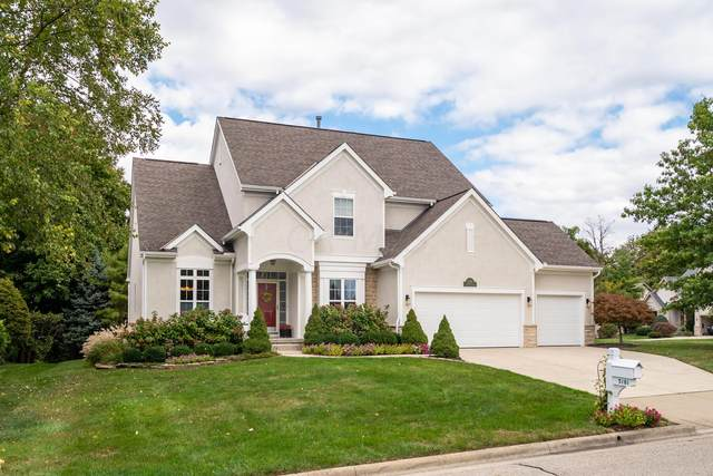 5181 Lahinch Court, Westerville, OH 43082 (MLS #221040514) :: RE/MAX ONE