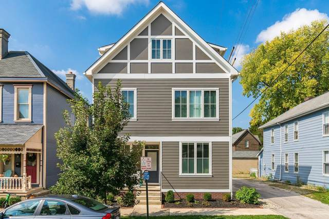 933 Hunter Avenue, Columbus, OH 43201 (MLS #221040525) :: Exp Realty