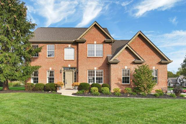 5205 Leydorf Lane, Westerville, OH 43082 (MLS #221040535) :: Bella Realty Group