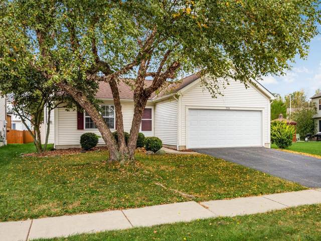 779 Spivey Lane, Galloway, OH 43119 (MLS #221040545) :: RE/MAX ONE