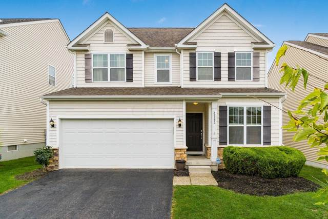 6113 Myron Street, Columbus, OH 43213 (MLS #221040560) :: Sandy with Perfect Home Ohio