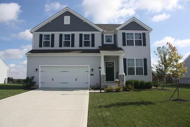 1150 Burrow Court, Marysville, OH 43040 (MLS #221040586) :: The Tobias Real Estate Group