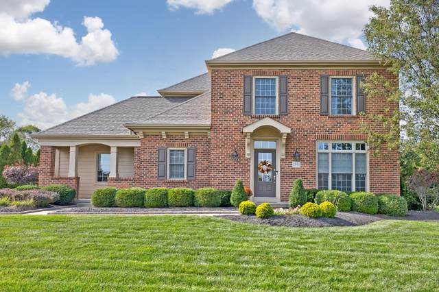 5544 Little Leaf Lane, Westerville, OH 43082 (MLS #221040594) :: Simply Better Realty