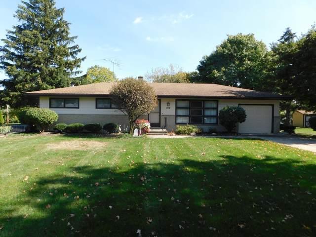 187 Fairview Avenue, Marysville, OH 43040 (MLS #221040603) :: Millennium Group