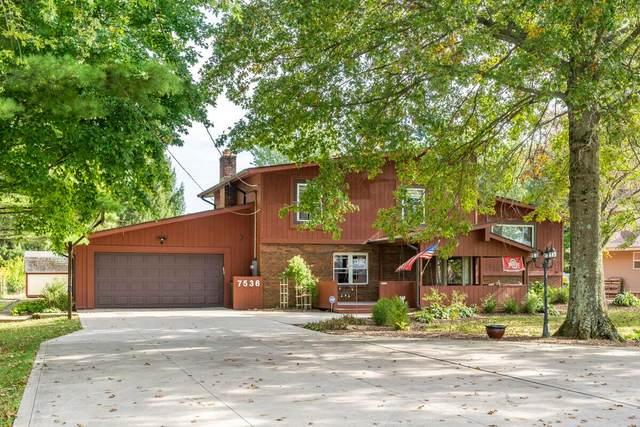 7536 Lee Road, Westerville, OH 43081 (MLS #221040616) :: Sam Miller Team