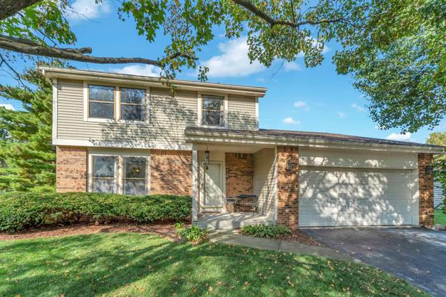 588 Forestwood Drive, Columbus, OH 43230 (MLS #221040618) :: Millennium Group