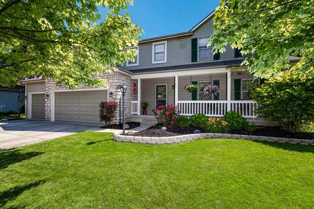 5854 Quail Run Drive, Grove City, OH 43123 (MLS #221040648) :: Jamie Maze Real Estate Group