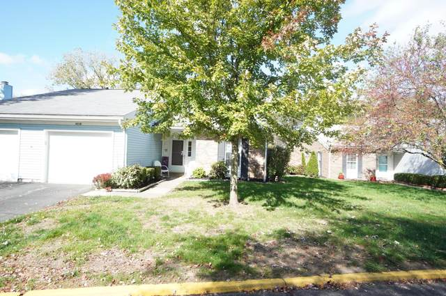 431 Williamsburg Lane NW D, Lancaster, OH 43130 (MLS #221040657) :: The Raines Group