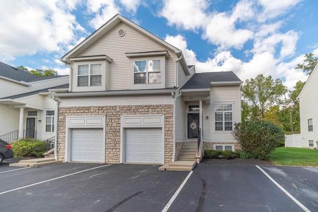 8234 Catalpa Ridge Drive, Blacklick, OH 43004 (MLS #221040673) :: The Tobias Real Estate Group