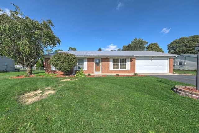 900 Woodlawn Drive, Marion, OH 43302 (MLS #221040700) :: Jamie Maze Real Estate Group