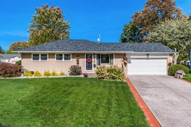 3524 Farley Drive, Hilliard, OH 43026 (MLS #221040719) :: Keller Williams Classic Properties Realty