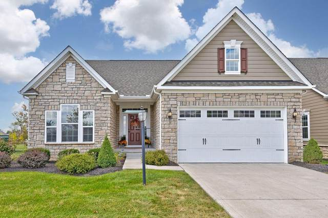 5639 Marmion Drive 24-563, Dublin, OH 43016 (MLS #221040726) :: Signature Real Estate