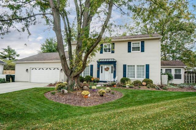 5681 Fraley Court, Columbus, OH 43235 (MLS #221040755) :: Greg & Desiree Goodrich | Brokered by Exp