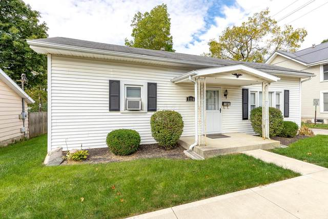 116 S Stanley Street, Bellefontaine, OH 43311 (MLS #221040820) :: Berkshire Hathaway HomeServices Crager Tobin Real Estate