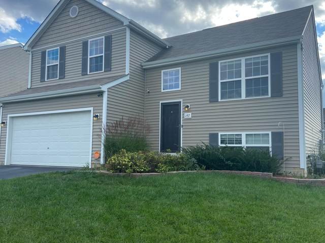 197 Spinosa Street, Reynoldsburg, OH 43068 (MLS #221040827) :: Sandy with Perfect Home Ohio