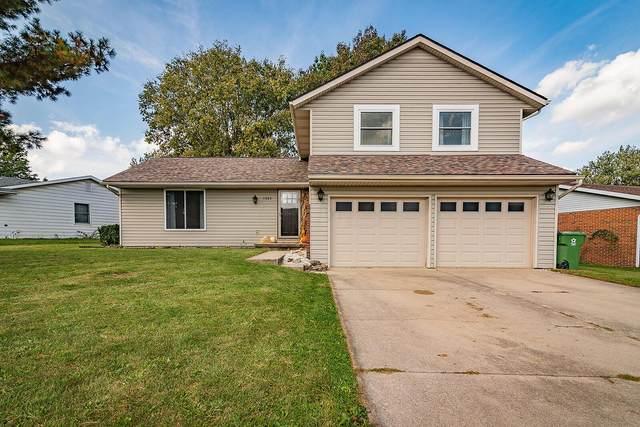 1083 Rosewood Drive, Marysville, OH 43040 (MLS #221040828) :: Signature Real Estate