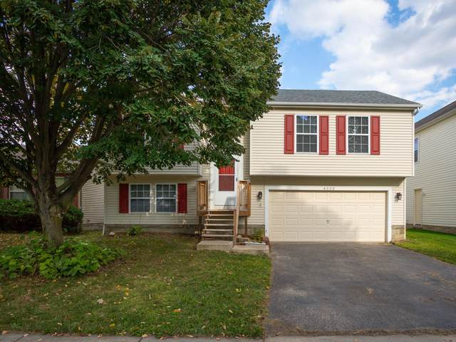 4990 Brice Creek Drive, Canal Winchester, OH 43110 (MLS #221040829) :: RE/MAX ONE