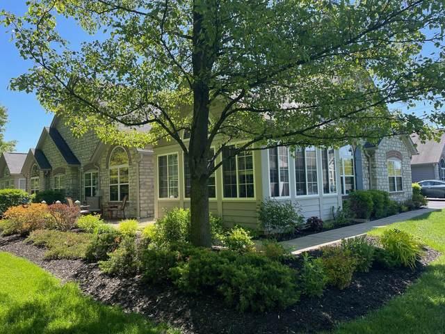 6230 Brickside Drive 25-623, New Albany, OH 43054 (MLS #221040830) :: RE/MAX Metro Plus