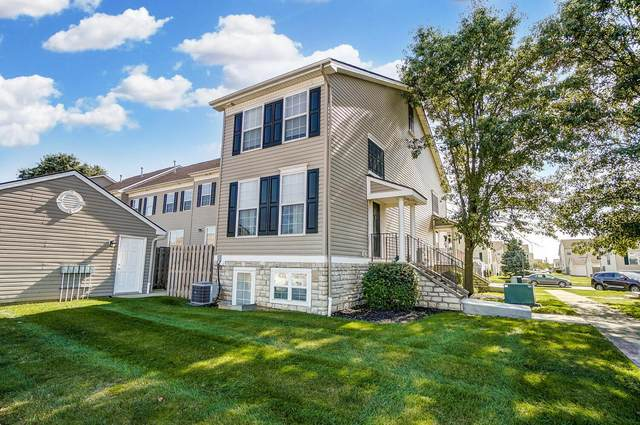 6512 Crab Apple Drive 11-651, Canal Winchester, OH 43110 (MLS #221040844) :: Berkshire Hathaway HomeServices Crager Tobin Real Estate