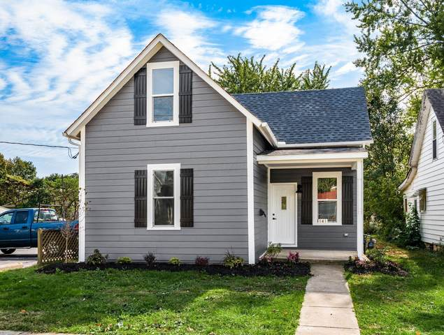 141 E 1st Avenue, Plain City, OH 43064 (MLS #221040846) :: Berkshire Hathaway HomeServices Crager Tobin Real Estate