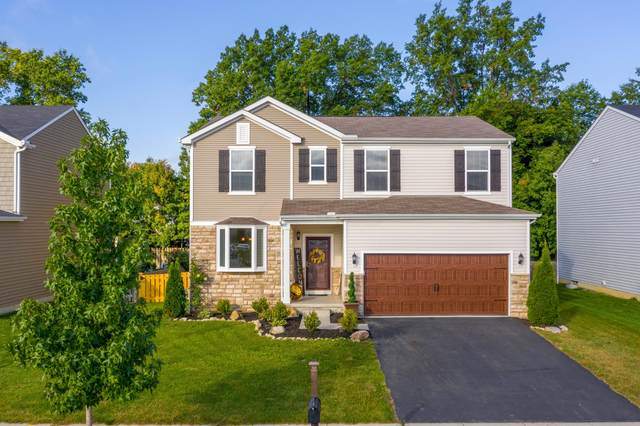 2213 Holiday Valley Drive, Grove City, OH 43123 (MLS #221040863) :: Greg & Desiree Goodrich | Brokered by Exp
