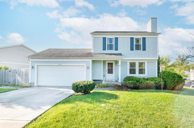 7399 Harbour Town Drive, Pickerington, OH 43147 (MLS #221040873) :: The Tobias Real Estate Group