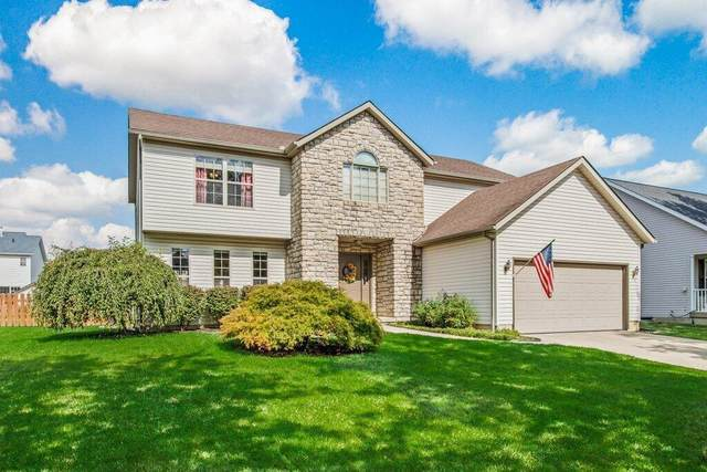 4073 Plumwood Court, Plain City, OH 43064 (MLS #221040897) :: Berkshire Hathaway HomeServices Crager Tobin Real Estate