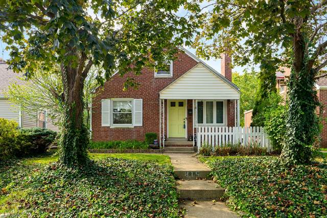 815 Copeland Road, Columbus, OH 43212 (MLS #221040922) :: Sandy with Perfect Home Ohio