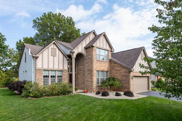 2275 Omaha Place, Lewis Center, OH 43035 (MLS #221040930) :: The Raines Group