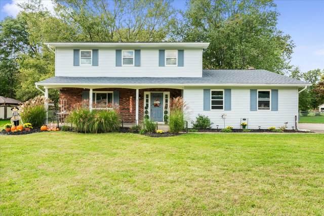 13823 Nantucket Avenue, Pickerington, OH 43147 (MLS #221040981) :: The Raines Group