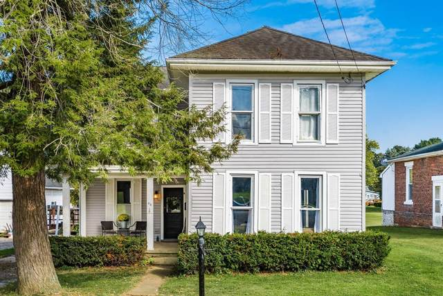 88 Summit Street, Newark, OH 43055 (MLS #221040985) :: Jamie Maze Real Estate Group