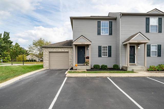5642 Wigmore Drive 52A, Columbus, OH 43235 (MLS #221040995) :: Jamie Maze Real Estate Group