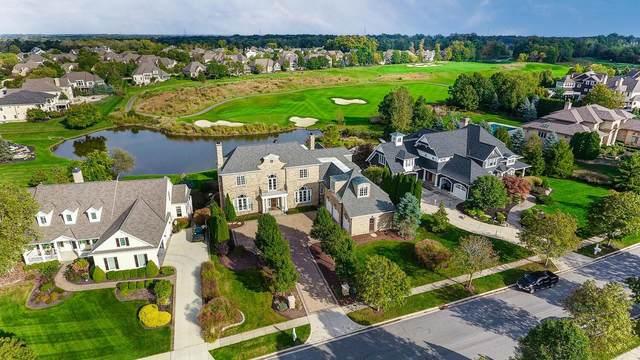 9110 Tartan Fields Drive, Dublin, OH 43017 (MLS #221041017) :: Jamie Maze Real Estate Group