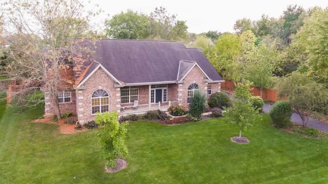 55 Buckeye Drive, Powell, OH 43065 (MLS #221041023) :: Jamie Maze Real Estate Group