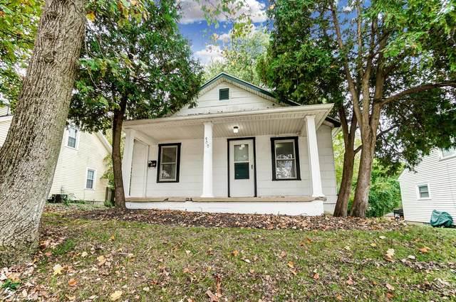 900 S Monroe Street, Xenia, OH 45385 (MLS #221041024) :: Bella Realty Group